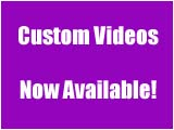 custom balloon videos
