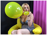 Xev gives naughty balloon blowing instructions