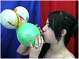 balloon blow