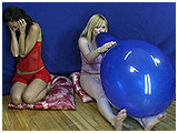 inflating a 24 inch qualatex balloon