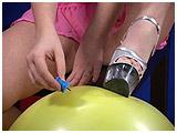 alexxia pin pops balloons