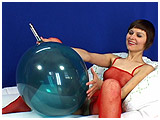 alice's vibrator and balloon