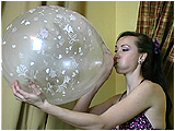 blow to pop 16 inch balloon