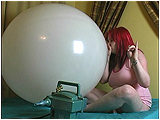 blow to pop latex giant balloon