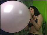 blow to pop 20 inch balloon