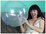 blow to pop balloon
