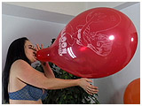 inflate to pop balloon