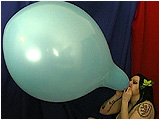 blow to pop 24 inch balloon
