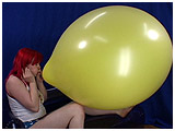 32 inchballoon inflation