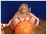 italian blimp balloon