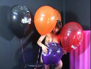 Helium Balloon Video