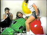 inflatable video
