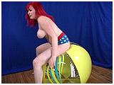 big beach ball pop