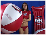 officially licensed montreal canadiens inflatables
