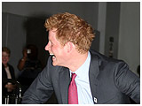 prince harry is a balloon popper
