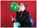 Video clip of Mistress Xev smoking while you watch and behave