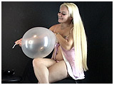 Video clip for sale of Skylar puffing and blowing